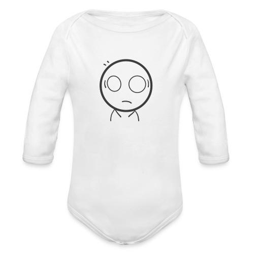 That guy - Baby bio-rompertje met lange mouwen