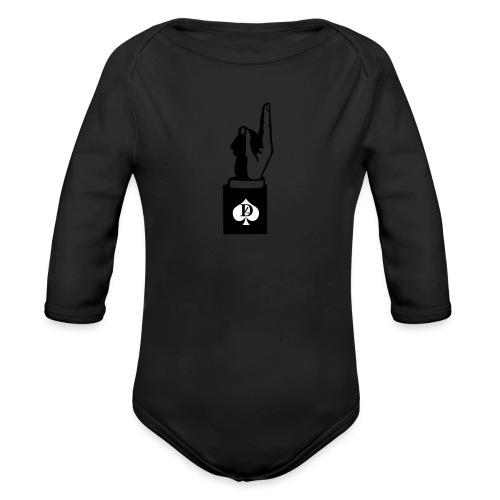 GALAXY S5 DEL LUOGO - Organic Longsleeve Baby Bodysuit