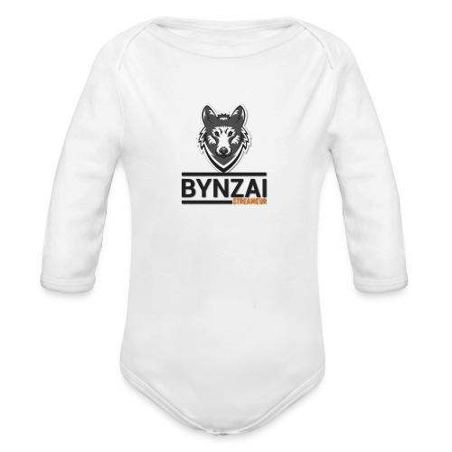 Mug Bynzai - Body Bébé bio manches longues