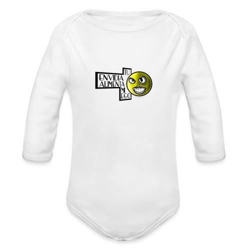 Ego - Body orgánico de manga larga para bebé