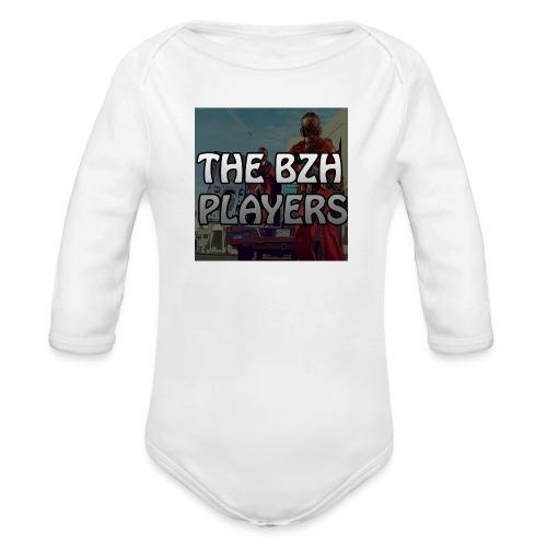 T-Shirt The BloYd - Body Bébé bio manches longues