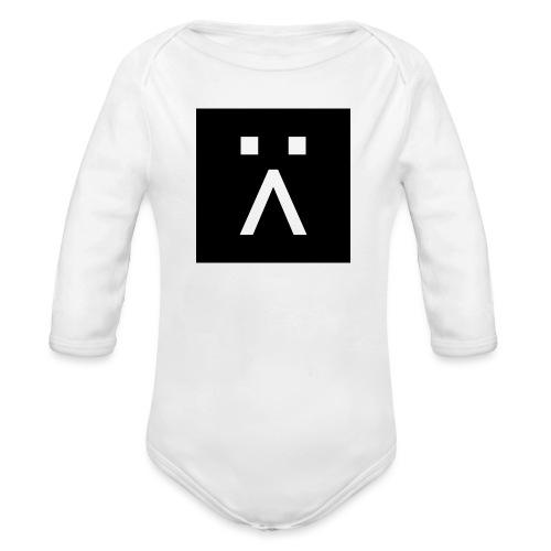 G-Button - Organic Longsleeve Baby Bodysuit