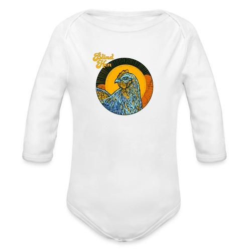 Catch - Lady fit - Organic Longsleeve Baby Bodysuit