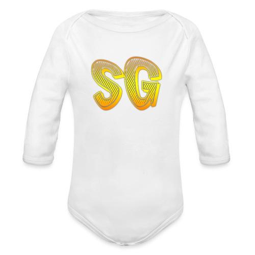 Cover S6 - Body ecologico per neonato a manica lunga