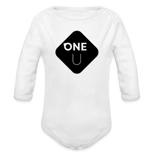 One U - Bottom - Ekologisk långärmad babybody