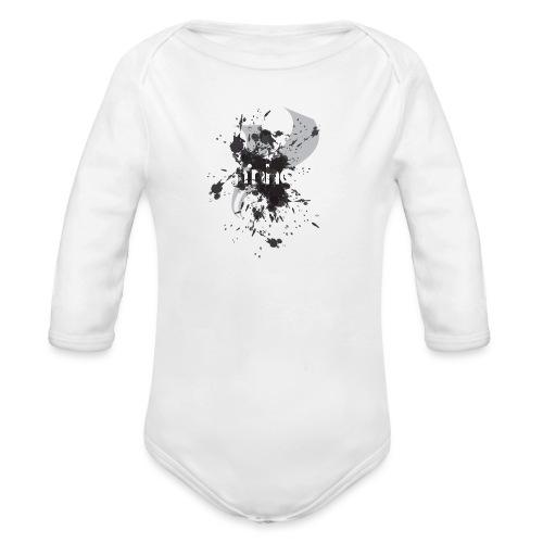 Ninho Flyng Sketch - Body ecologico per neonato a manica lunga