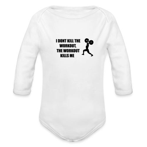 oioi - Organic Longsleeve Baby Bodysuit