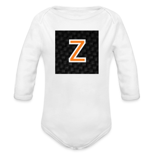 Zaragon Collection - Ekologisk långärmad babybody