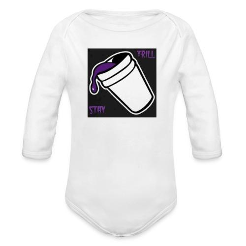 10 - Body ecologico per neonato a manica lunga