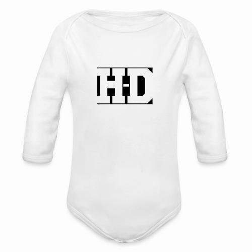 HDD - Organic Longsleeve Baby Bodysuit