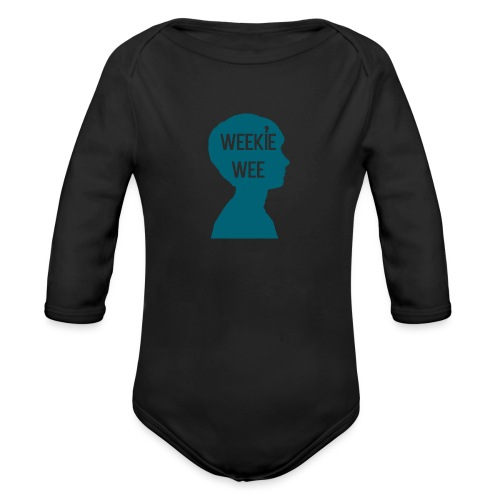 TShirt_Weekiewee - Baby bio-rompertje met lange mouwen