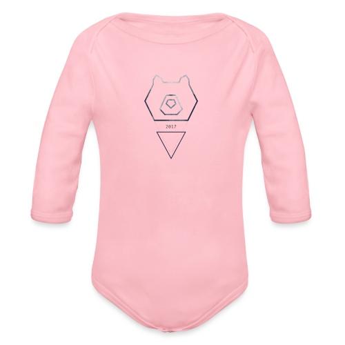 BEAR - Body ecologico per neonato a manica lunga