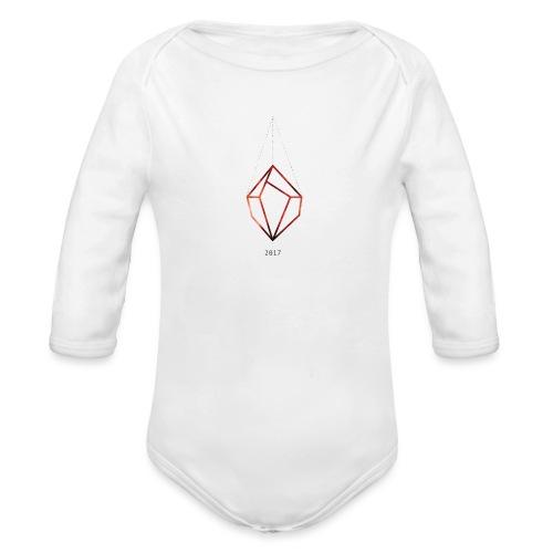 BALL - Body ecologico per neonato a manica lunga