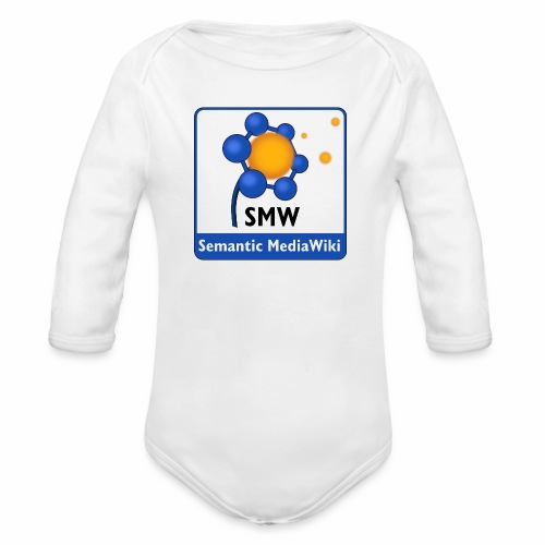 Semantic MediaWiki STREETWEAR - Baby Bio-Langarm-Body