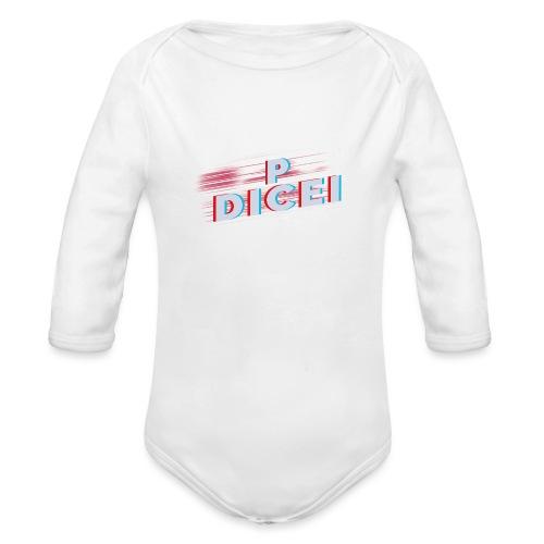 PRZM DICEI - Organic Longsleeve Baby Bodysuit