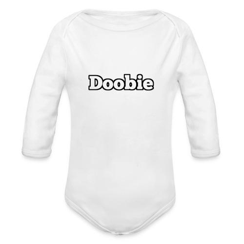 Doobie - Organic Longsleeve Baby Bodysuit