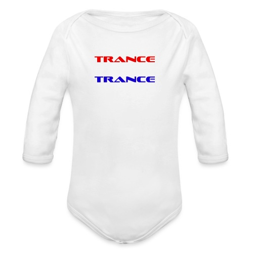 Trance Holland - Ekologisk långärmad babybody