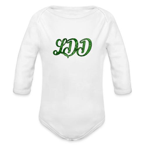 LDD T-Shirt Homme - Body bébé bio manches longues