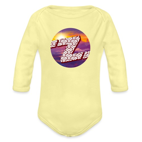 Zestalot Designs - Organic Longsleeve Baby Bodysuit