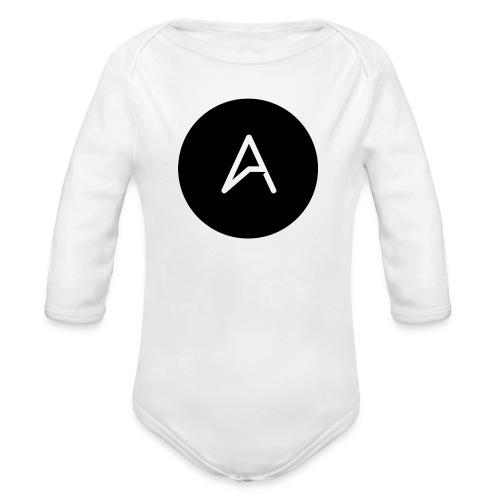 A MarkedMerke - Økologisk langermet baby-body