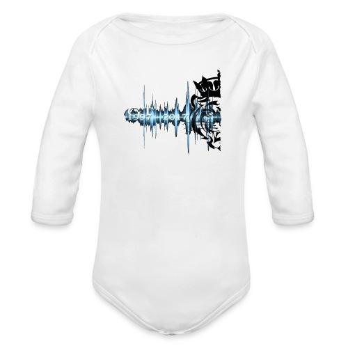 GT soundwave - Økologisk langermet baby-body