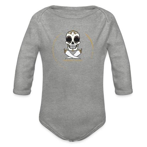 Logo HABANERO FACTORY - Body ecologico per neonato a manica lunga