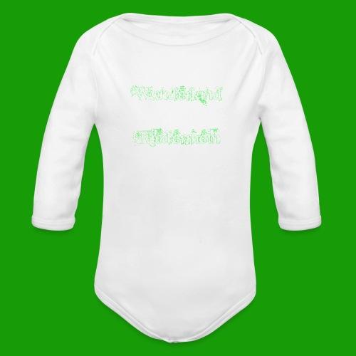 Wunderland Niederrhein - Baby Bio-Langarm-Body