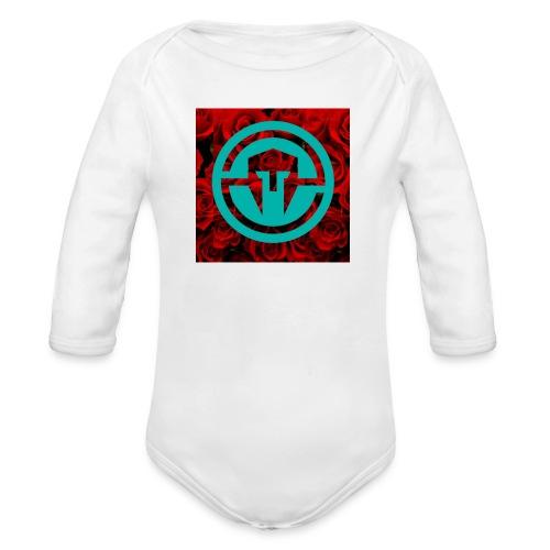 xxImmortalScope - Organic Longsleeve Baby Bodysuit