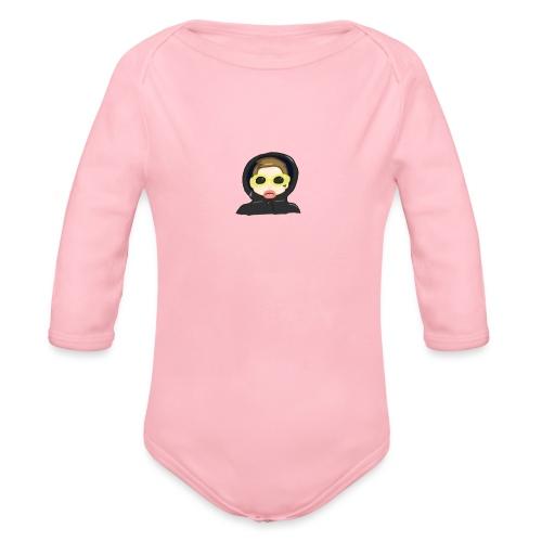 Portrait - Organic Longsleeve Baby Bodysuit