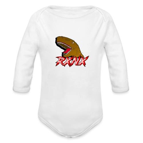 T-SHIRTEX - Body ecologico per neonato a manica lunga