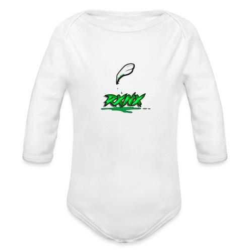 claw rx - Body ecologico per neonato a manica lunga