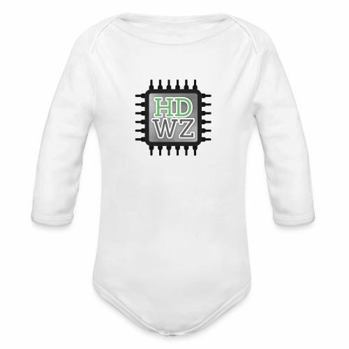 HDwZone - Body ecologico per neonato a manica lunga