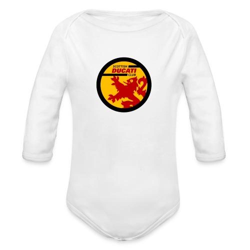 GIF logo - Organic Longsleeve Baby Bodysuit