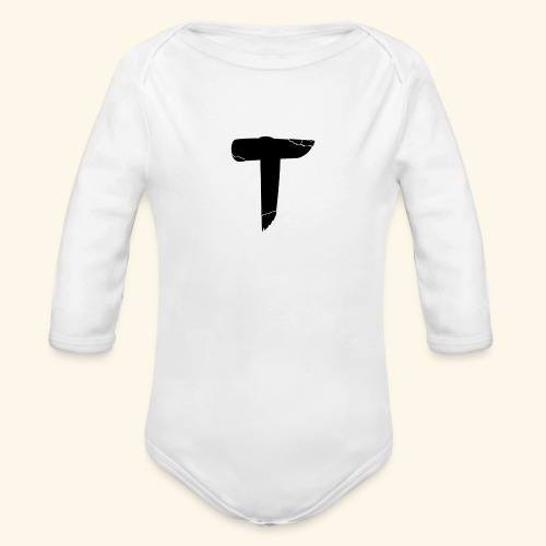 T - Body Bébé bio manches longues