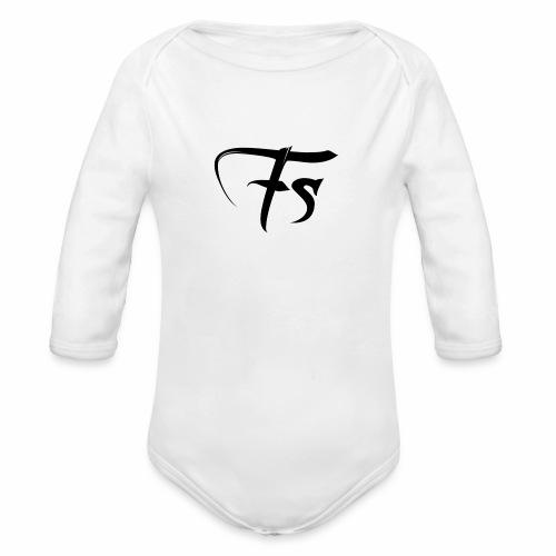 Fs - Body ecologico per neonato a manica lunga