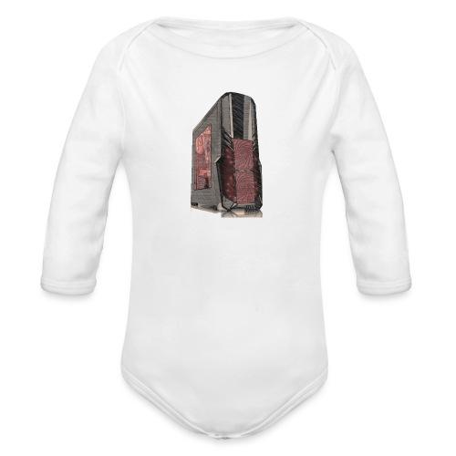 ULTIMATE GAMING PC DESIGN - Organic Longsleeve Baby Bodysuit
