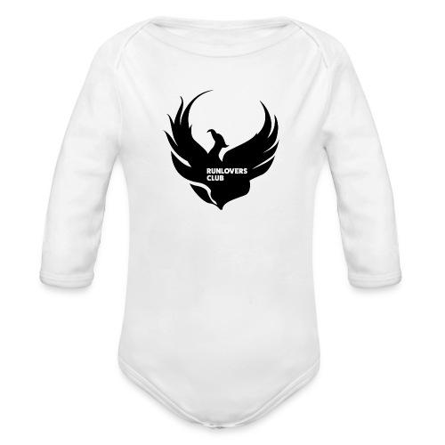 Runlovers Club v2 - Body ecologico per neonato a manica lunga