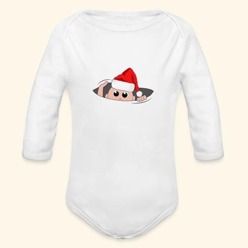 Baby Nikolaus - Baby Bio-Langarm-Body