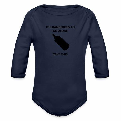 TTBabyBottle - Organic Longsleeve Baby Bodysuit