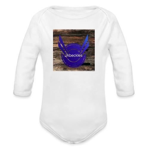 JAbeckles - Organic Longsleeve Baby Bodysuit