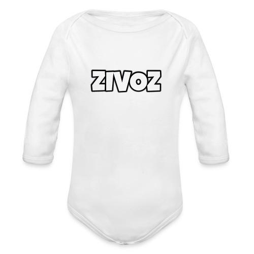 ZIVOZMERCH - Organic Longsleeve Baby Bodysuit