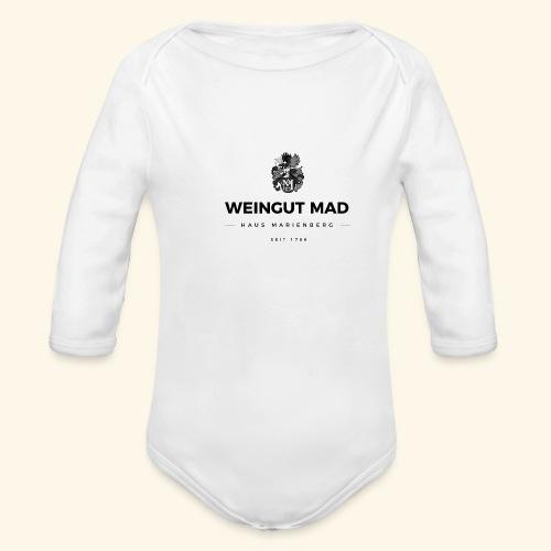 Weingut MAD - Baby Bio-Langarm-Body