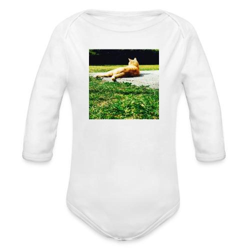 DCF91892 59C9 43B0 9600 907255572290 - Baby Bio-Langarm-Body