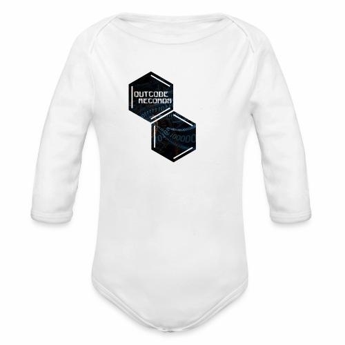 Outcode 0 - Body orgánico de manga larga para bebé