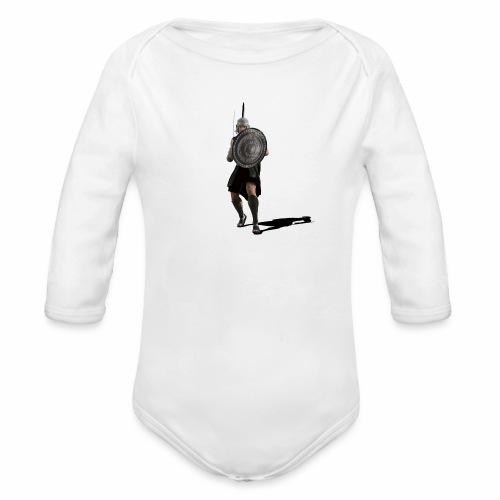 Gladiator - Baby Bio-Langarm-Body