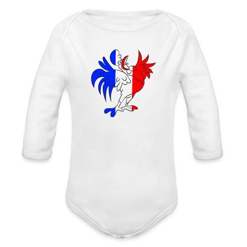 Coq France - Body Bébé bio manches longues