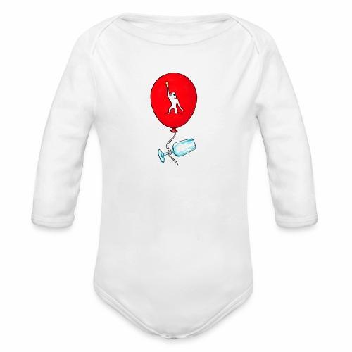 Brewskival ™ - Organic Longsleeve Baby Bodysuit