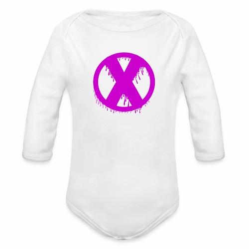 X - Body Bébé bio manches longues