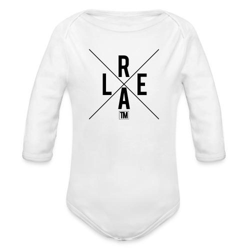 REAL - Organic Longsleeve Baby Bodysuit