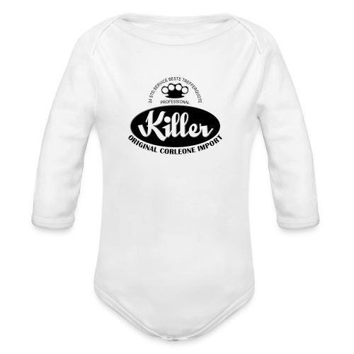 Killer Professional - Baby Bio-Langarm-Body